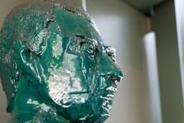 Expo Thomas Schütte - Glas en keramiek