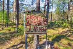HDR Bilkyrkogården i Ryd - Kyrkö Mosse