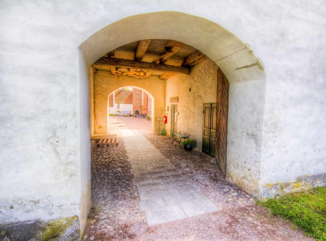 Bäckaskog Slott Reception