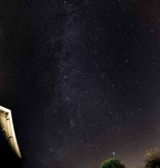 Astrofoto med systemkamera - Ludwig Sörmlind