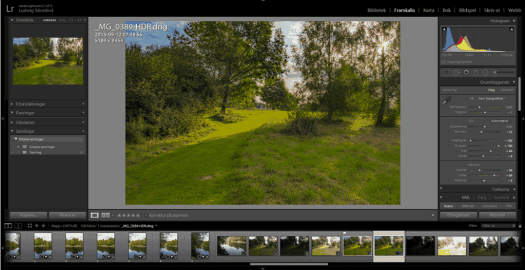HDR Guide 2.0 - Lightroom HDR - Ludwig Sörmlind