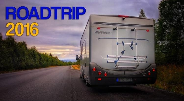 Roadtrip med husbil genom Sverige