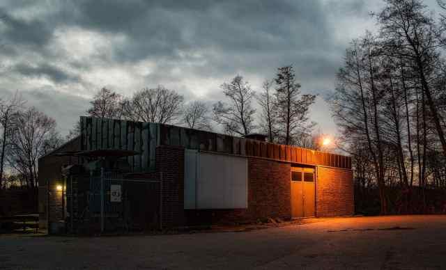 Pumpstation Mörrumsån - Ludwig Sörmlind