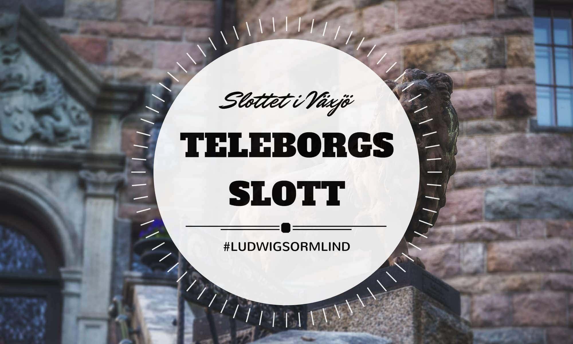 Teleborgs Slott - Slottet i Växjö - Ludwig Sörmlind