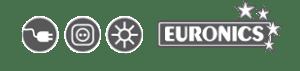 Icons und Logo von Euronics