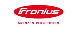 Logo Firma Fronius - Partner von Elektro Lüke