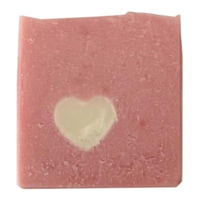hidden heart in soap bar