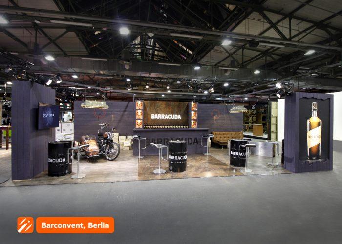 Messebau-Barracuda-Barconvent-Berlin