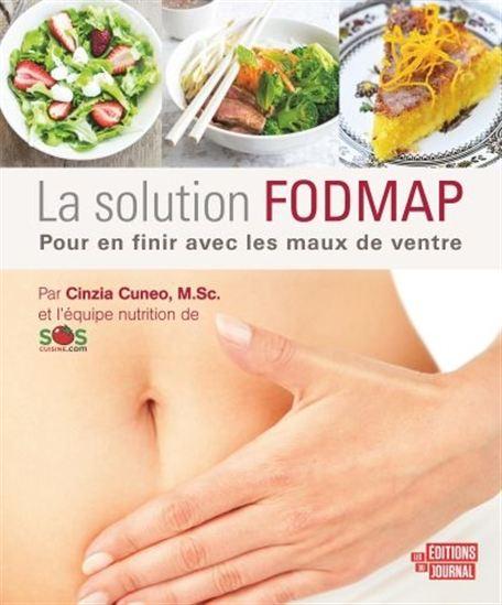 La solution FODMAP par Cinzia Cuneo, M.Sc. et l'équipe nutrition de SOScuisine.com
