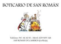 Boticario san Roman