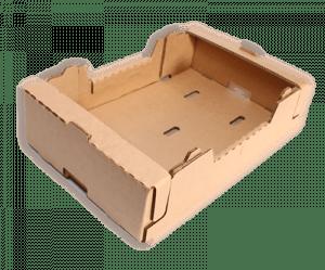 Charola de carton LUFEX