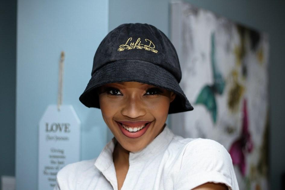 Black LufiD Hat