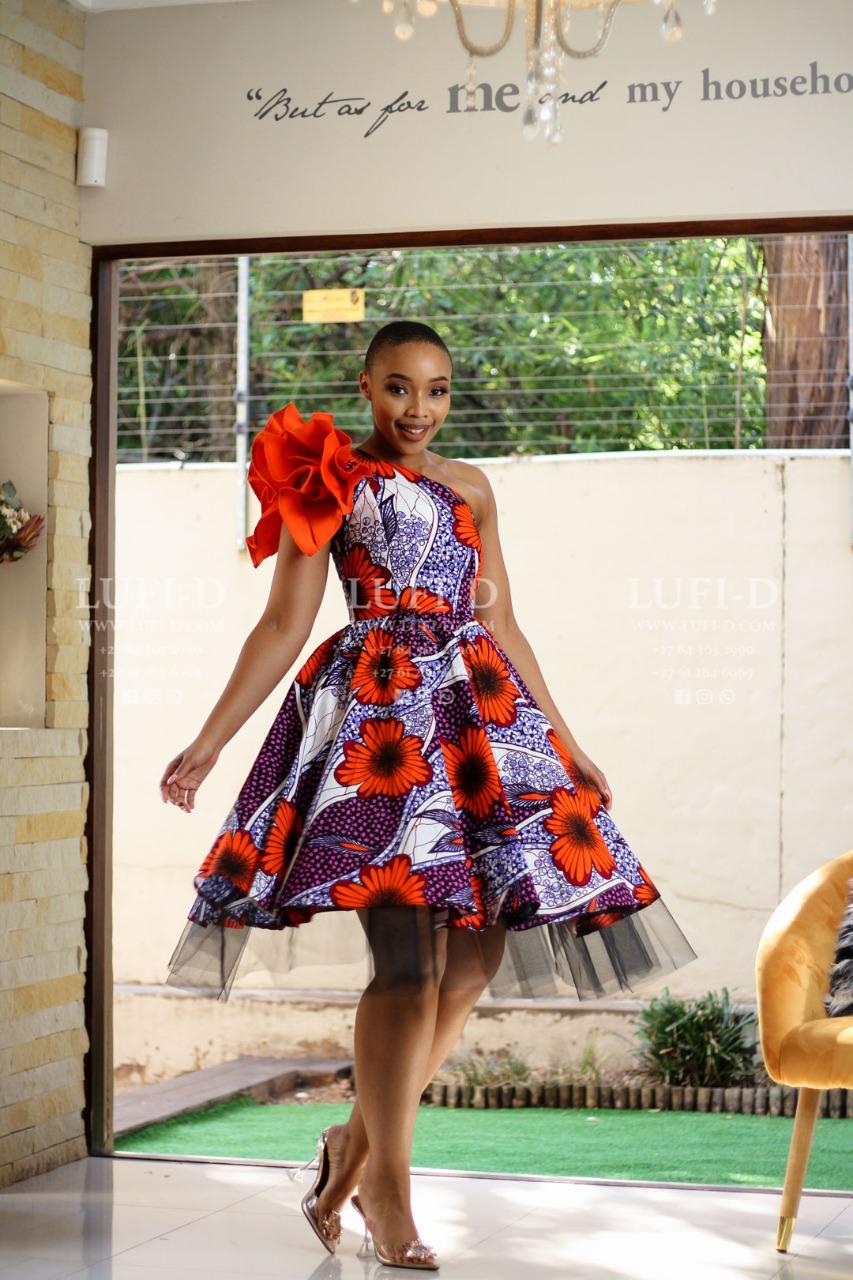 Nandi Dress