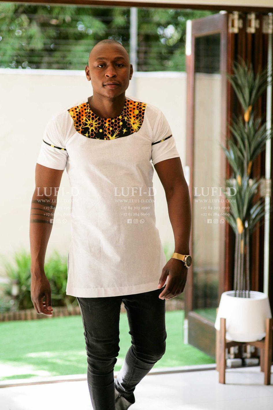 Mandla Shirt