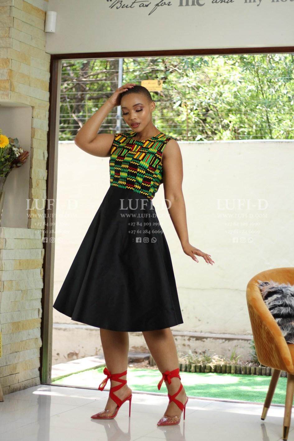 Mbuso Dress
