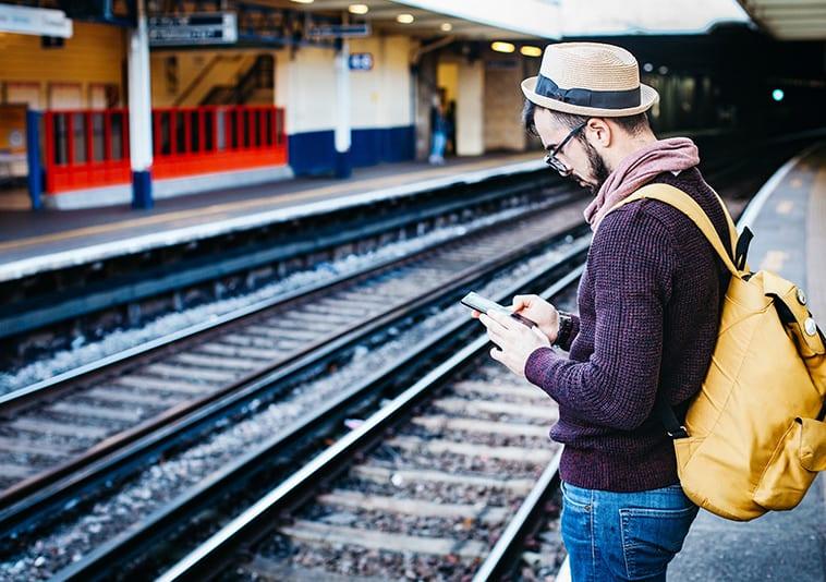 10 motivos para viajar pela Europa de Trem