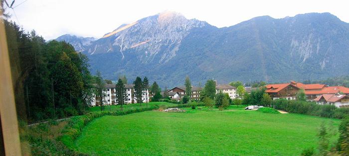 berchtesgaden-train