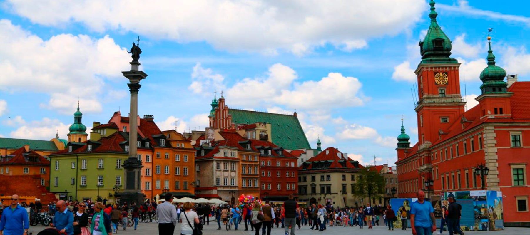 Varsovia a Moscou