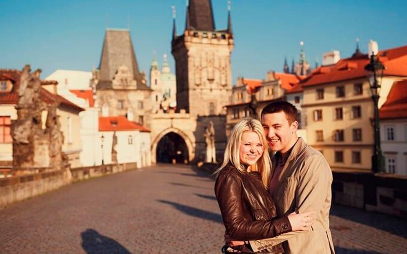 5 dicas de destinos europeus para uma viagem romântica