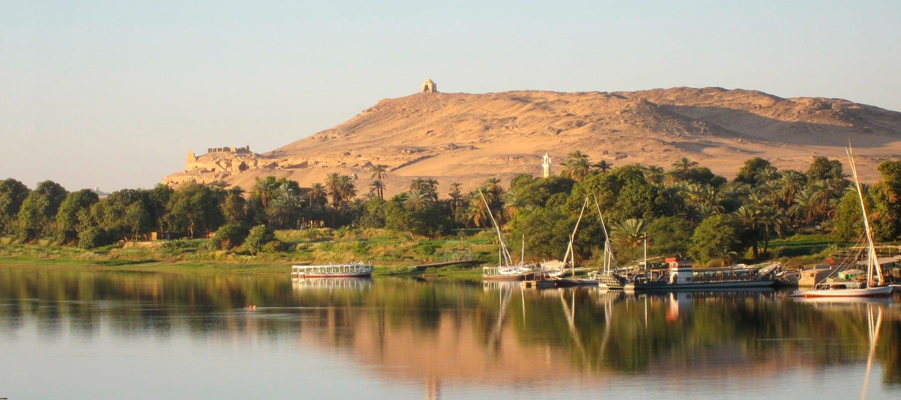 TURQUIA E EGITO
