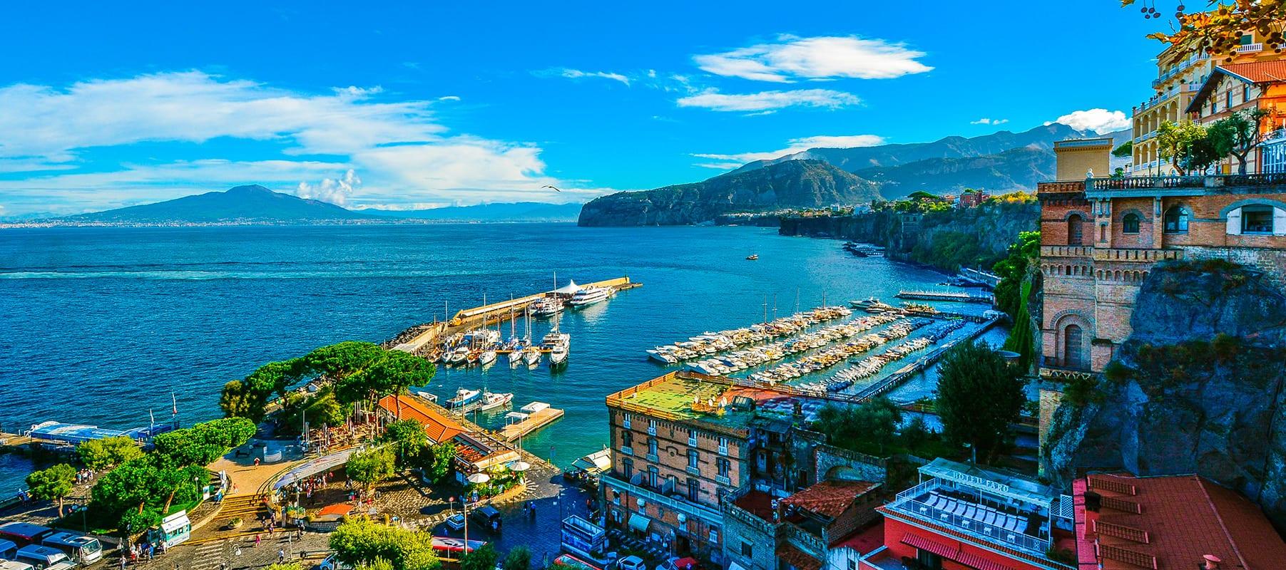 Veneza A Roma Com Costa Amalfitana Versão Premium Plus