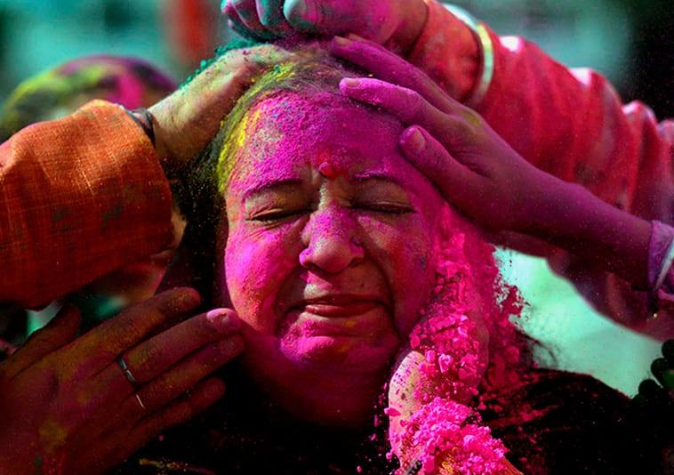 Holi festival - Índia