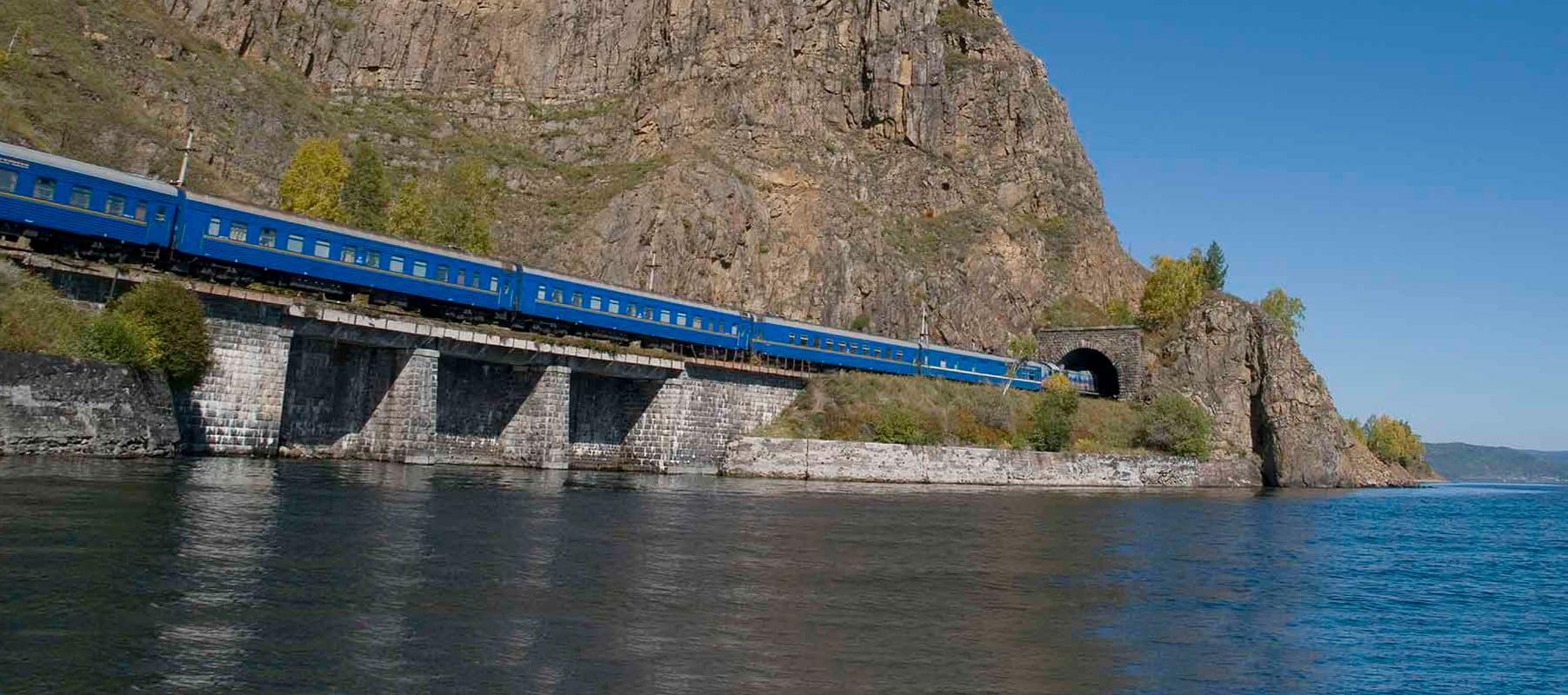 Golden Eagle Trans-Siberian Express de Moscou a Vladivostok