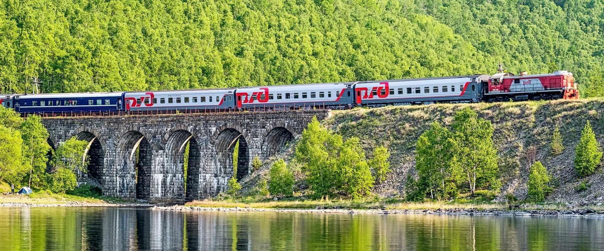 Viajando no Tradicional Trem Transiberiano