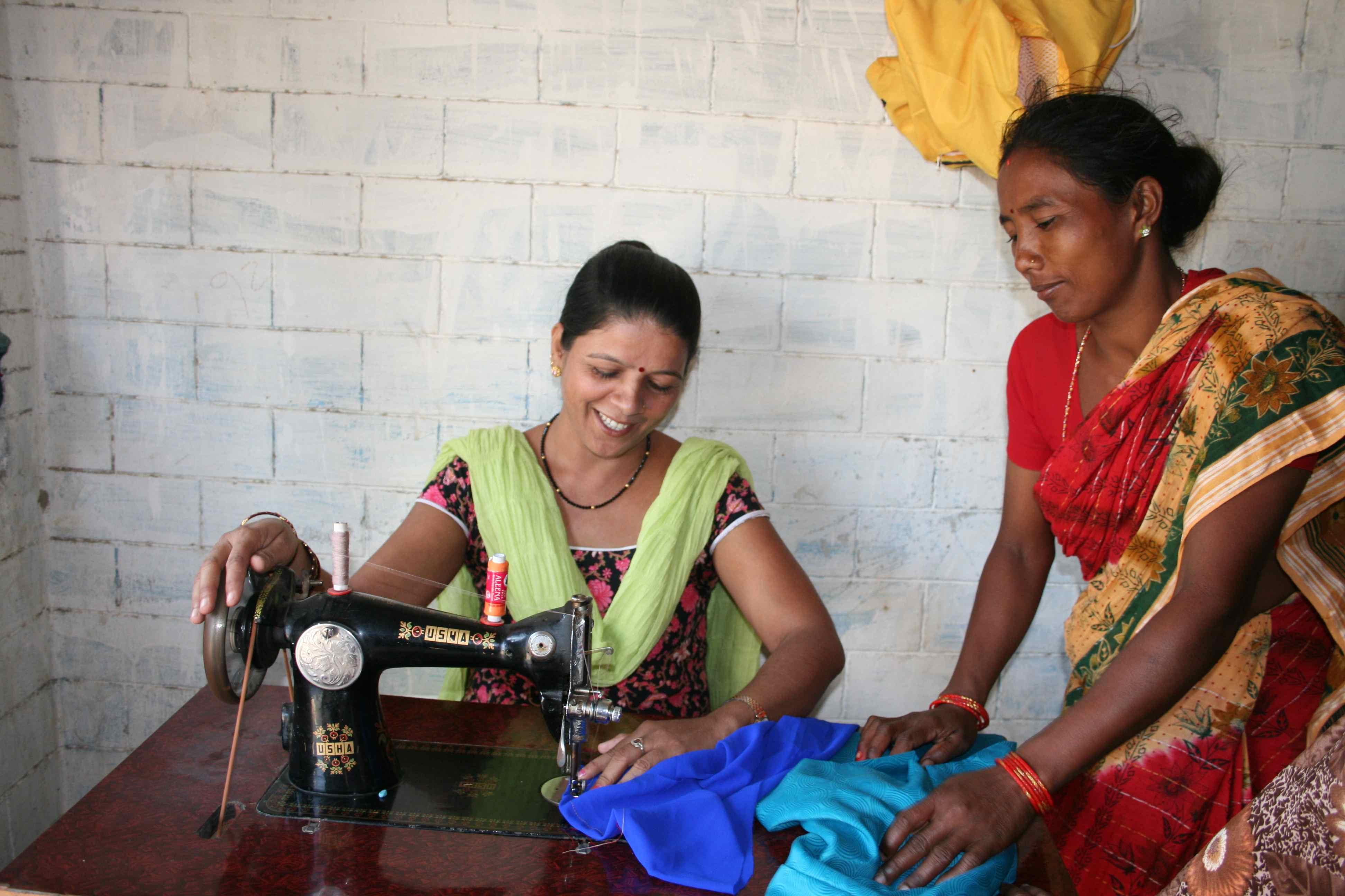 Goma og Bishnu