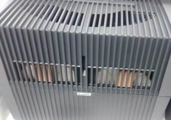 Luftwäscher im Test