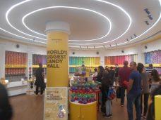 Tienda M&M's Emanems en Londres