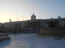 Plaza de Trafalgar Square - Londres