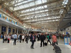 London Waterloo Station - Londres
