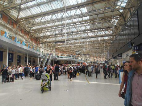 London Waterloo Station - Londres