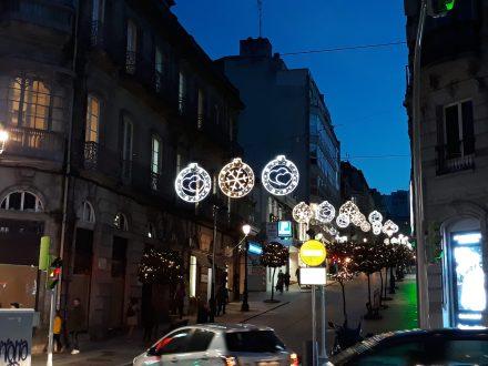 Alumbrado Navidad Vigo 2018
