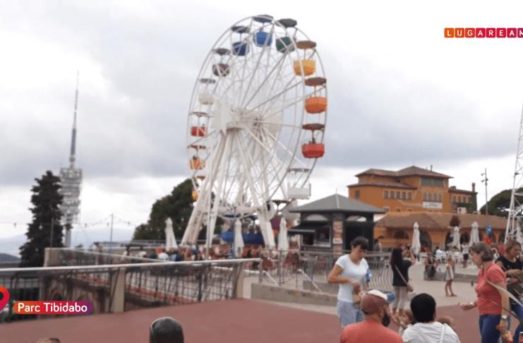 Parque de atracciones Tibidabo - Barcelona ??