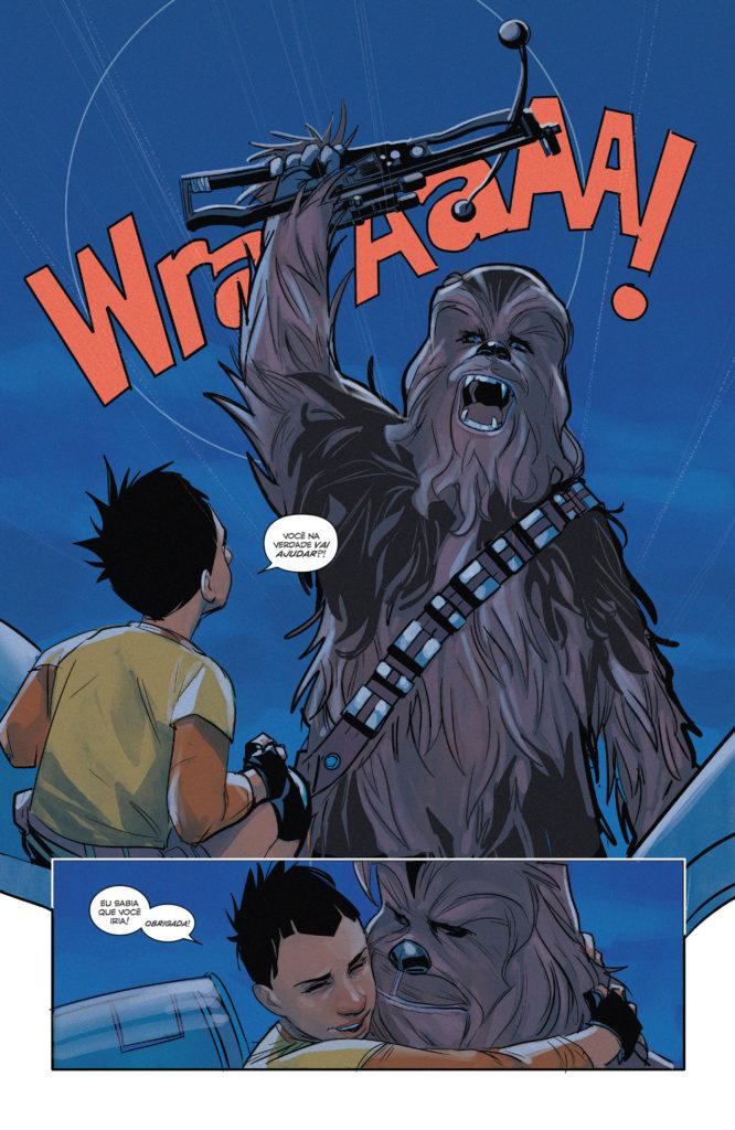 Chewbacca (2015-) 001-020