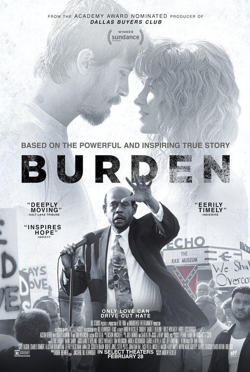 Burden, sobre um homem tentando sair da KKK - trailer – Lugar Nenhum