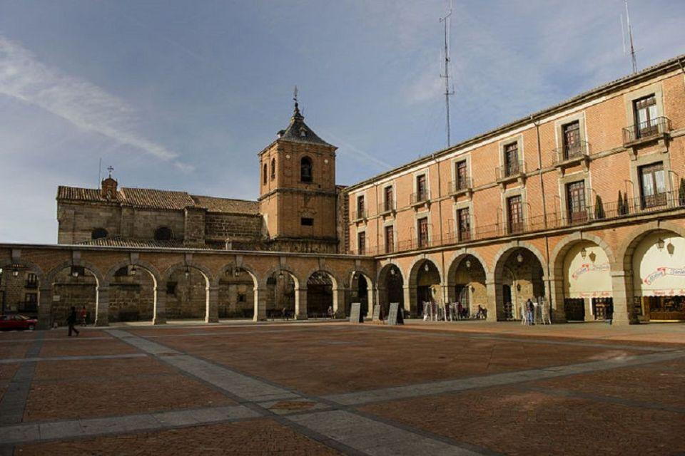 Plaza del Mercado Chico