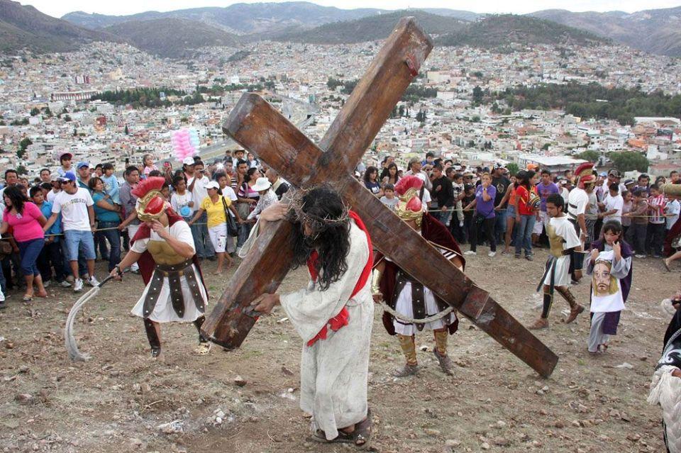 Lugares para disfrutar la Semana Santa