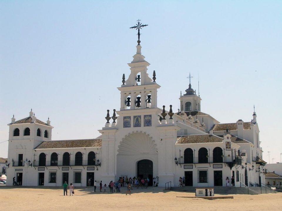 Hermita del Rocio Huelva