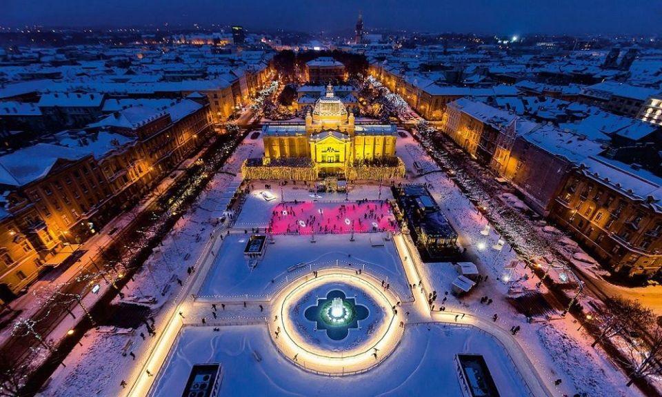 mercado Zagreb