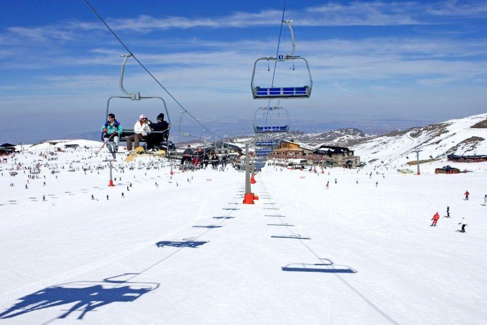 teleférico de sierra nevada