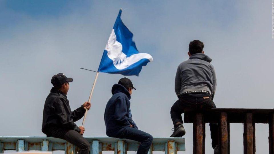 Crimen en Honduras