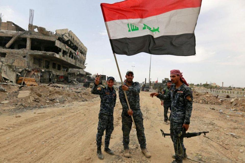Peligro en Irak