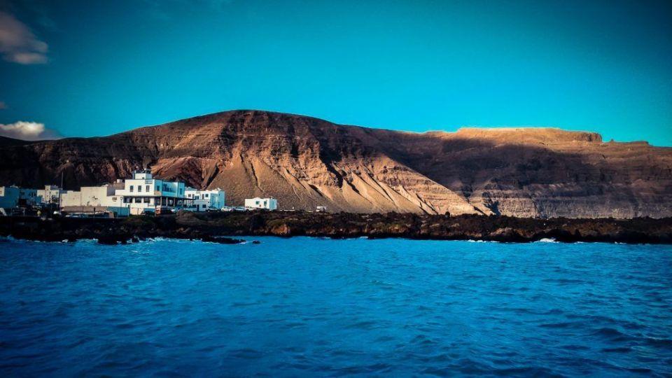 Isla de La Graciosa en Canarias