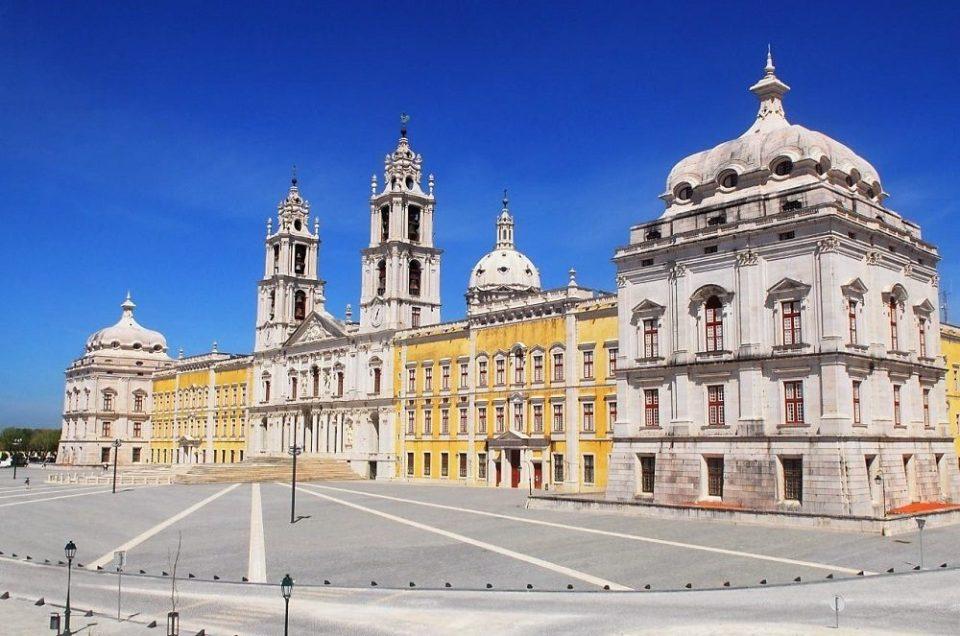 Palacio Real de Mafra, Portugal