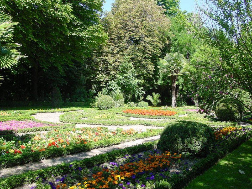 Jardines de España - Campo Grande en Valladolid
