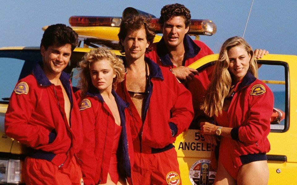 Series y películas que marcaron nuestros veranos - Los Vigilantes de la Playa