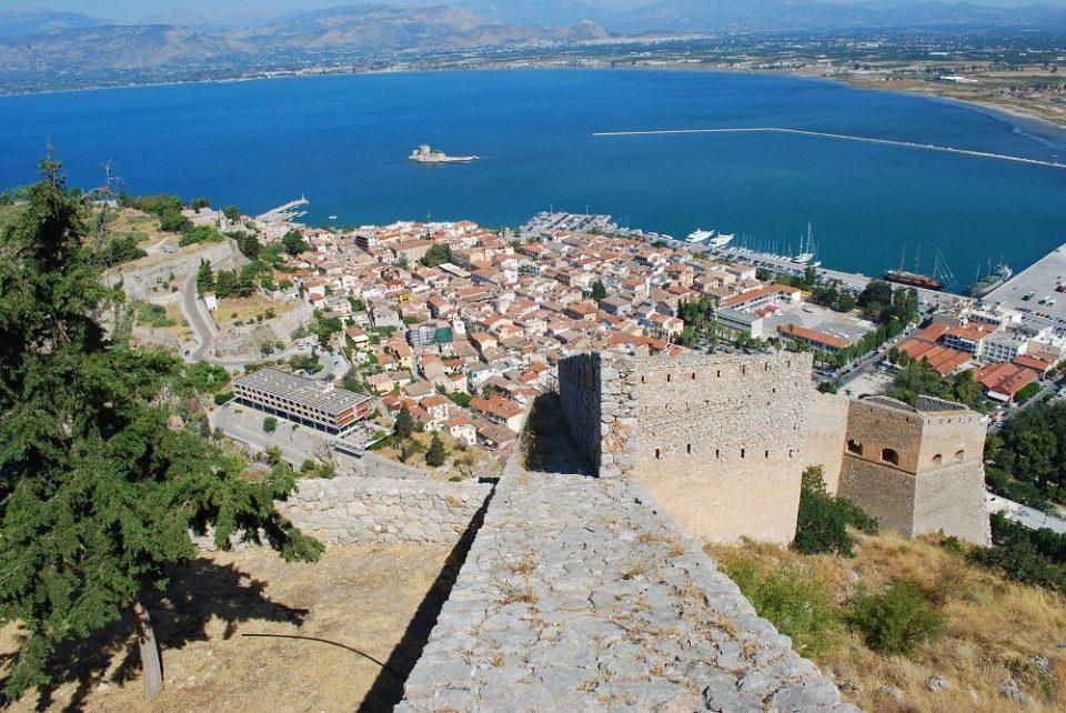 Nafplio, otro de los pueblos costeros más bonitos de Grecia
